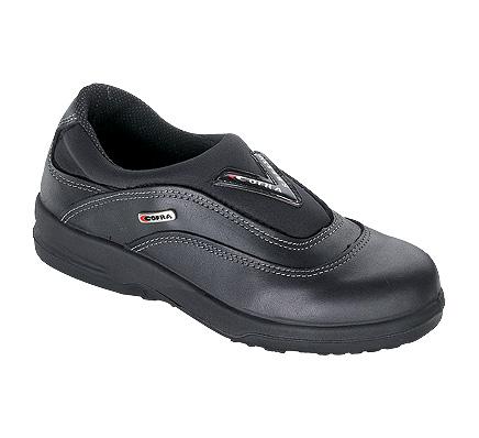 Cofra Black Slip On Safety Shoe