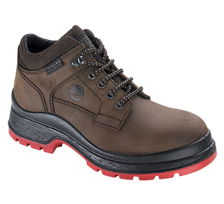 764 Foresters Mid Cut Safety Boot With Midsole