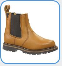 Buckler B1500 Buckflex Dark Brown non-safety dealer boot sz 6//40-13//47 K3 Sole