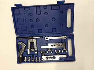 BRAND NEW Pro Point Flaring and Swaging Tool Kit