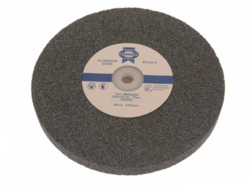 """6/"""" Bench Grinding Wheel 150 x 13 x 31.75mm Silicon Carbide 60 Grit"""