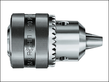 Hardened Steel 0-3//8 Inch Keyless Drill Chuck With 33JT Taper Type