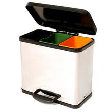 Delicieux 30 Litre Triple Recycling Bin
